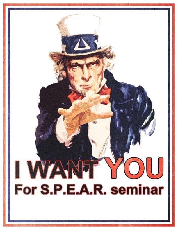 S.P.E.A.R. Seminar