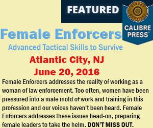 Female Enforcer Seminar