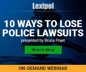Lexipol Webinar Promotion Material