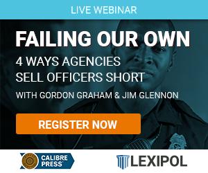 Lexipol Webinar Partnership