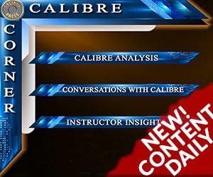The Calibre Corner